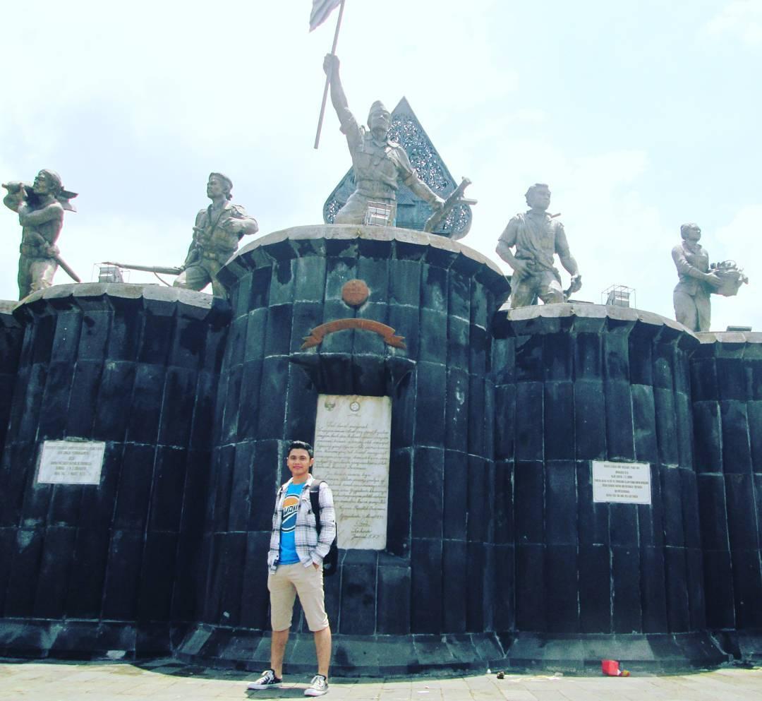 Monumen Serangan Umum 1 Maret - Berikut 13 Tempat Wisata Sekitar Malioboro Yang Dapat Sobat Jelajahi