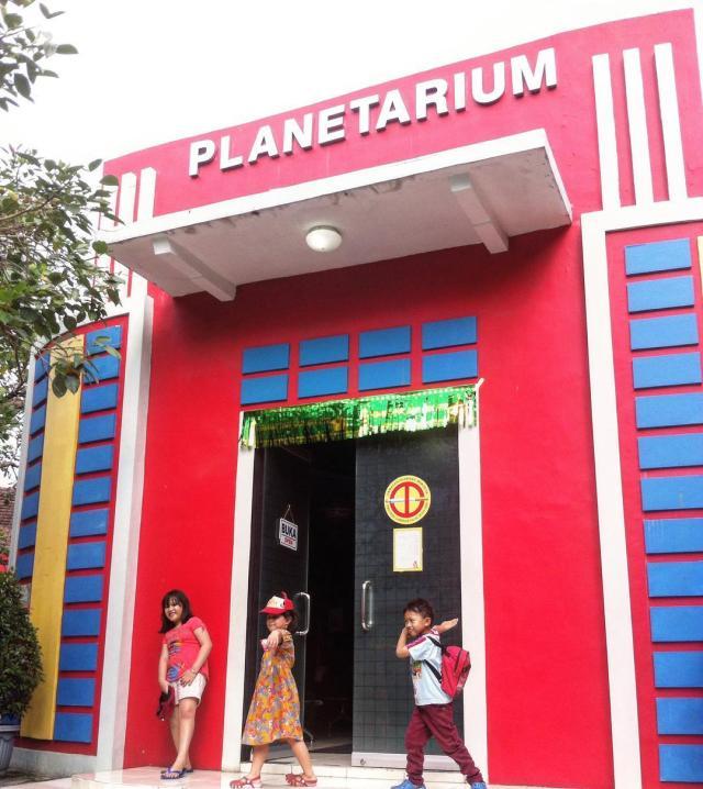Planetarium - Berikut 13 Tempat Wisata Sekitar Malioboro Yang Dapat Sobat Jelajahi