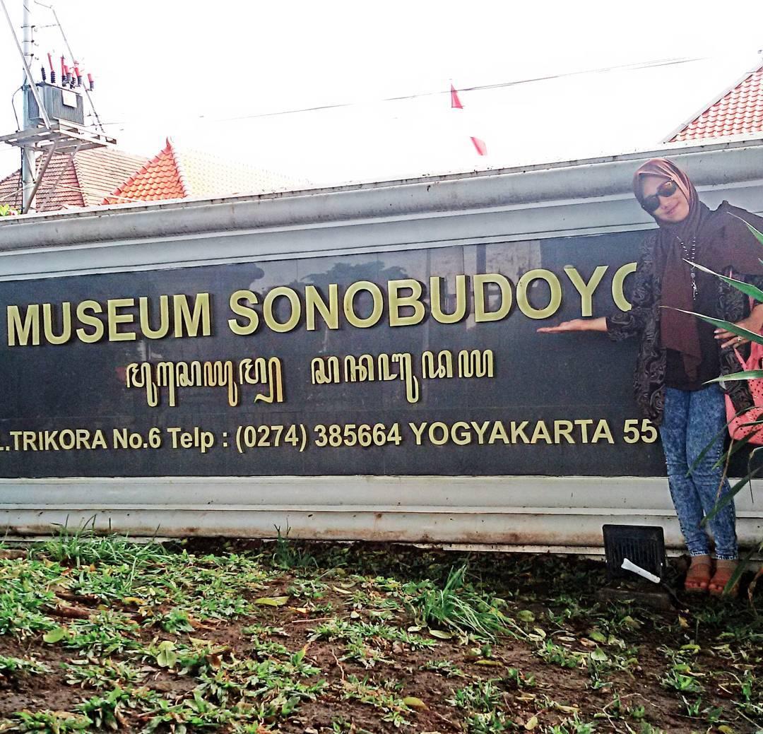 Museum Sonobudoyo - Berikut 13 Tempat Wisata Sekitar Malioboro Yang Dapat Sobat Jelajahi