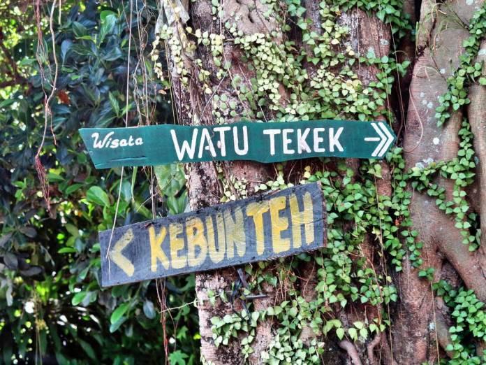 Tempat Wisata Jogja Instagram Watu Tekek Samigaluh Kulonprogo