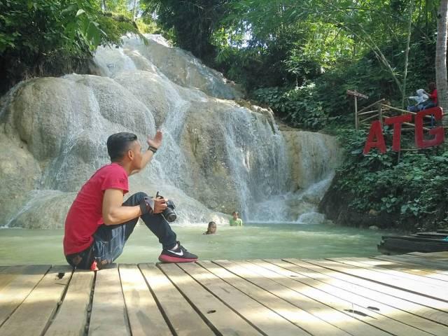 Air Terjun Gedad Gunung Kidul