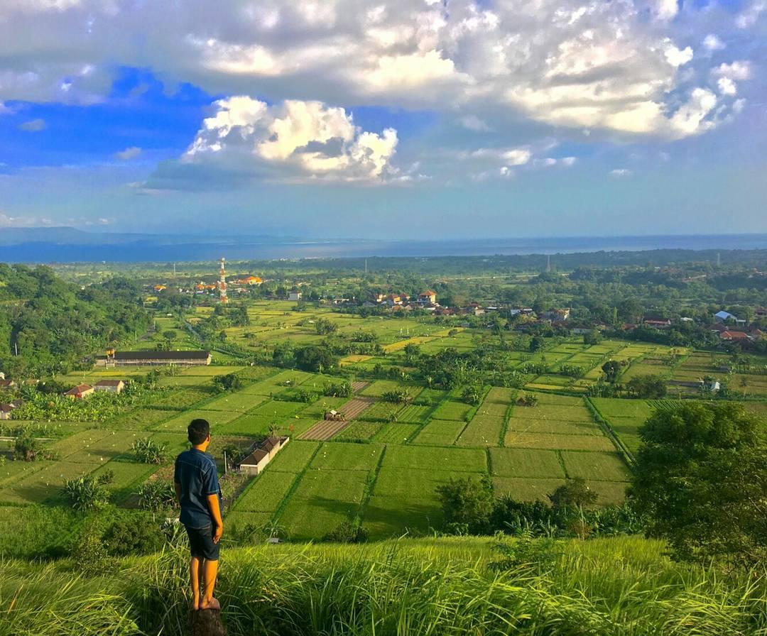 Bukit Belong Klungkung