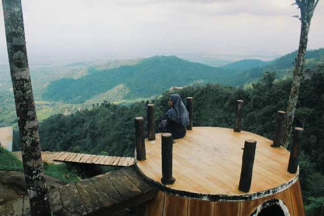 Wisata Nglinggo Kulon Progo