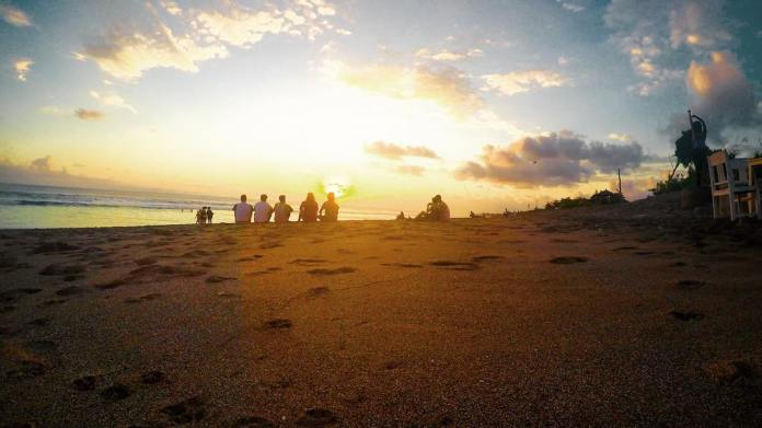 Pantai Berawa Canggu