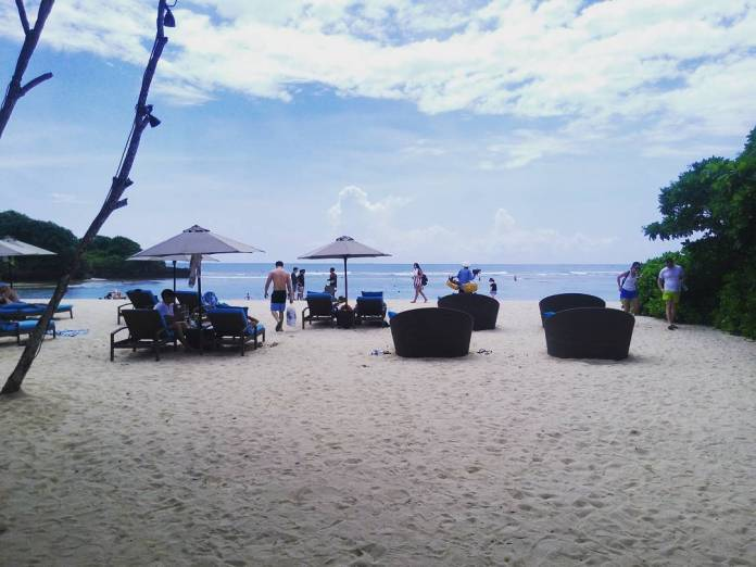 Pantai Nusa Dua Bali