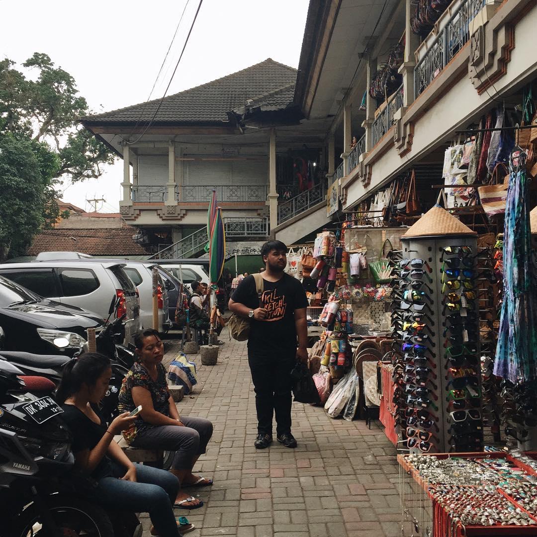 Pasar Sukawati Gianyar Bali