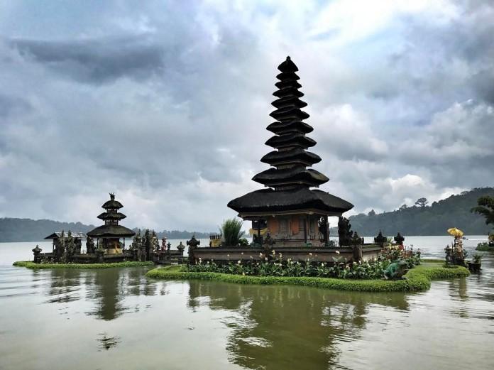 Pura Ulun Danu Bratan , Bedugul Bali