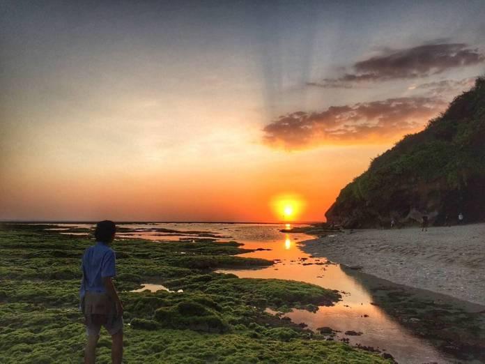 Pantai Green Bowl - Bali